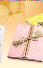 Handmade Paper Gifts
